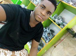 Ogbonna climton, 20 years old, Aba, Nigeria